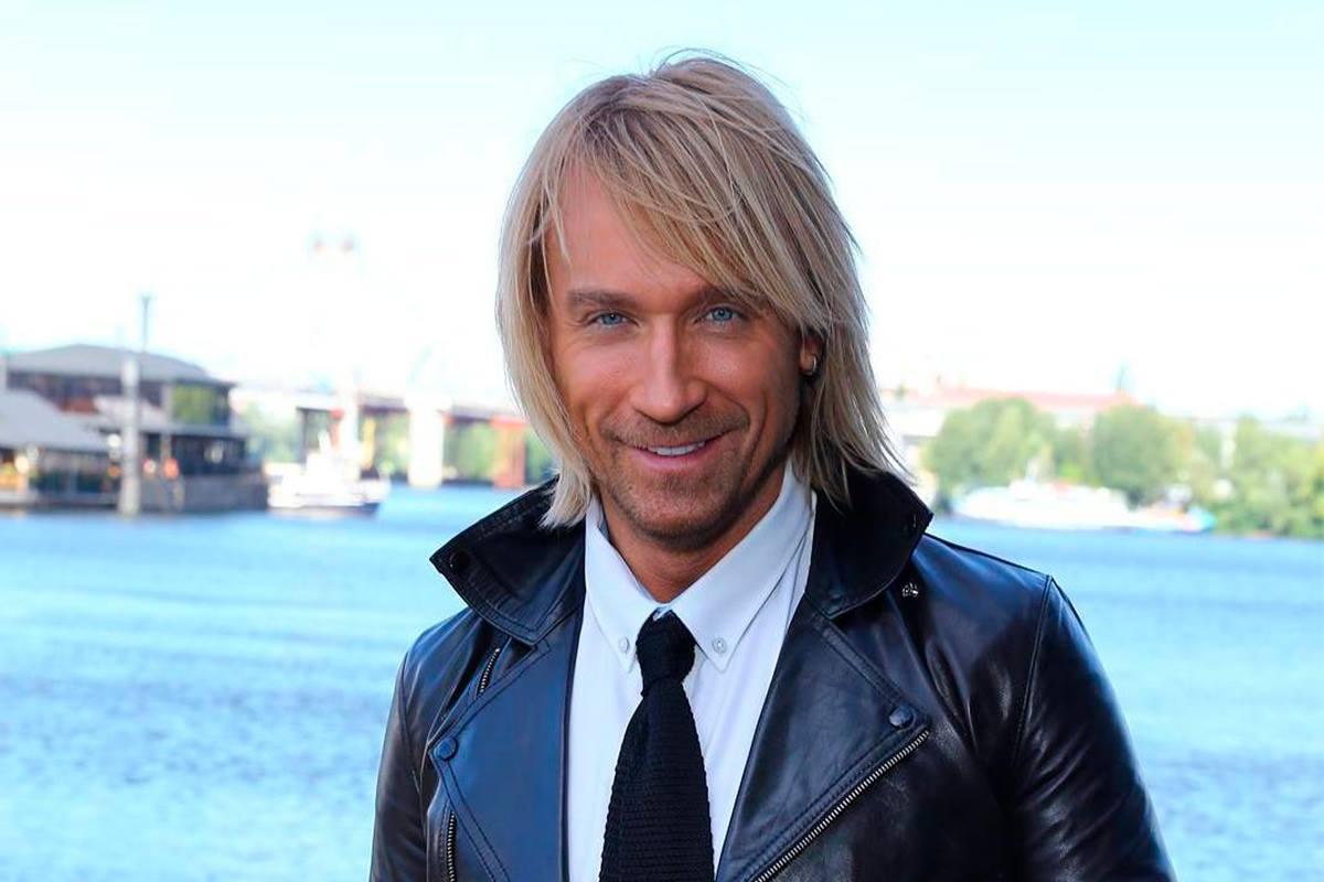 Самый красивый мужчина Олег Винник