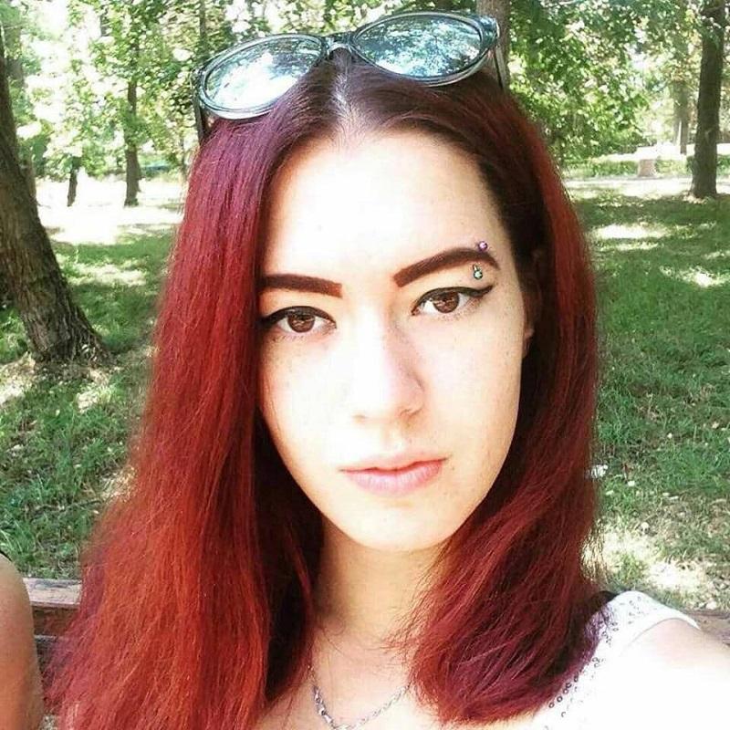 В Киеве разыскивают 19-летнюю Владиславу Гаврилову