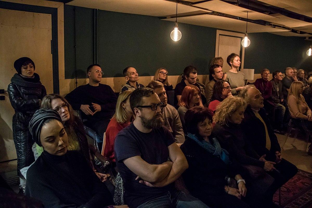 В Киеве состоялась творческая встреча с режиссером, сценаристом и продюсером Романом Балаяном