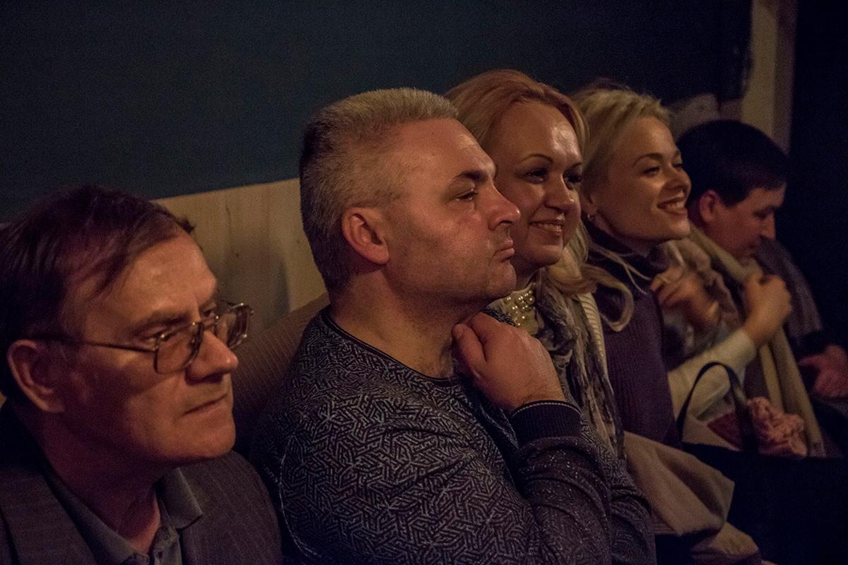 """Присутствующим показали фильм Балаяна """"Полеты во сне и наяву"""""""