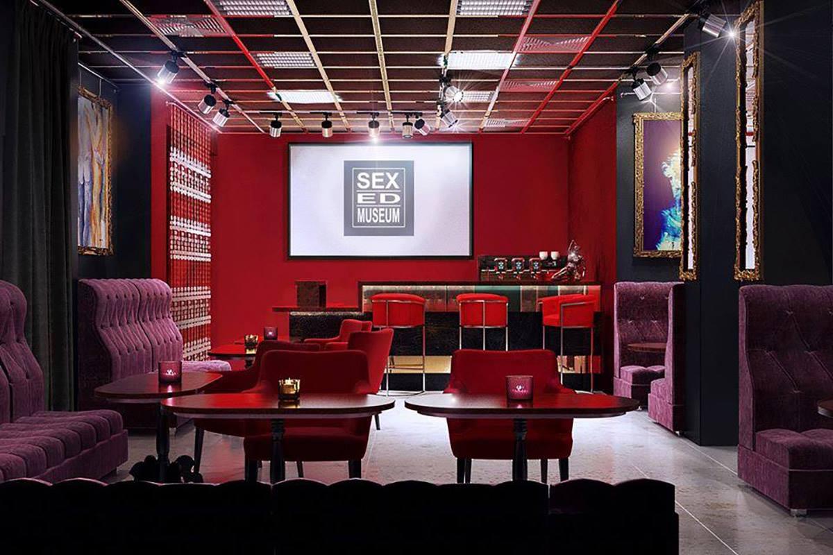 14 февраля вКиеве откроется тематическое кафе SexEdCoffee сгалереей эротической живописи