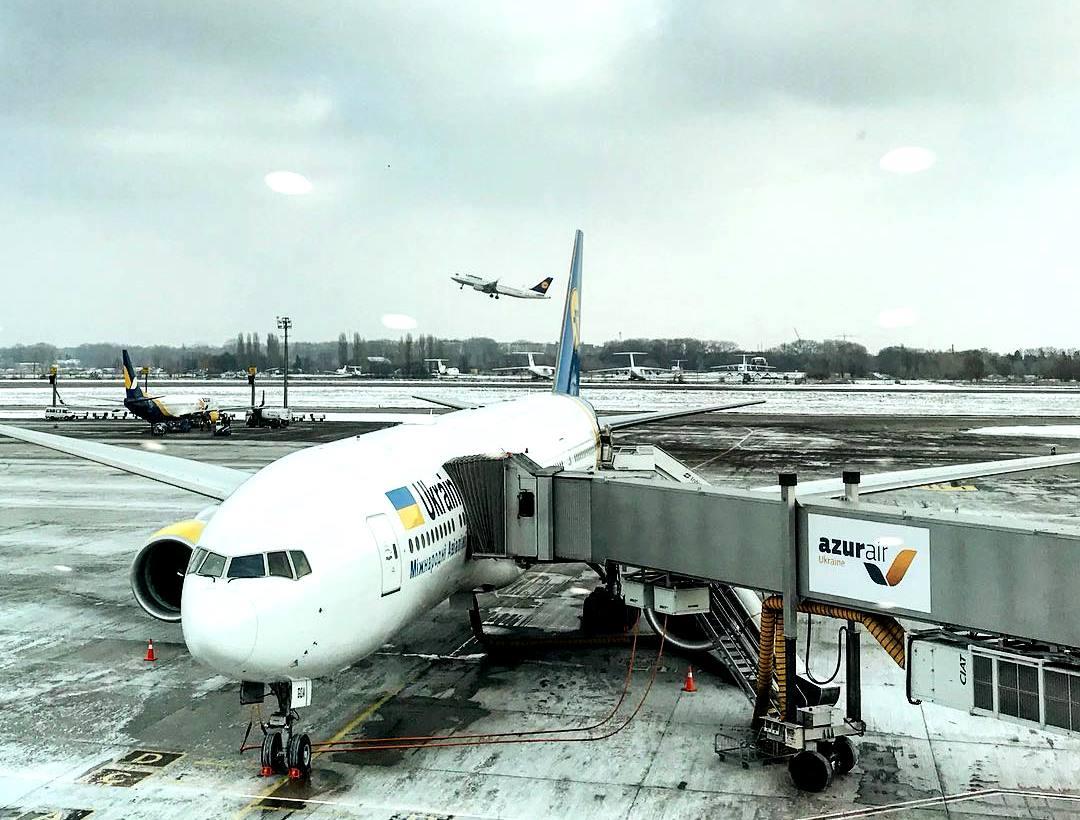 Boeing 777 может перевозить 361 пассажиров