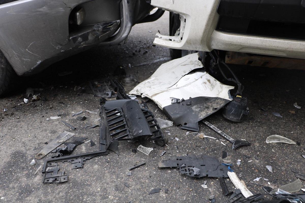 Никто из водителей не пострадал