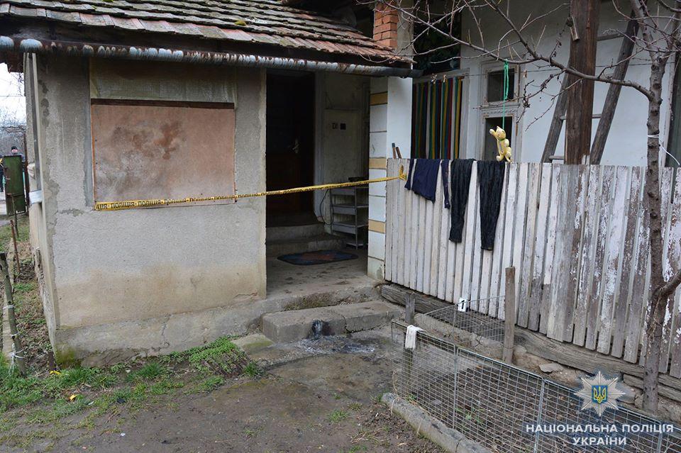 Дом, где женщину ее сожитель облил кипятком и она умерла