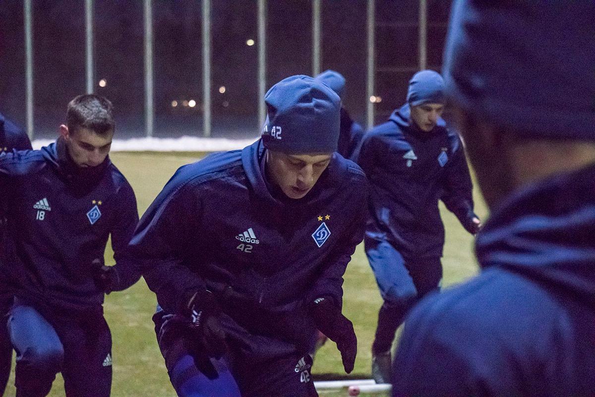 Футболисты настроены проходить в 1/8 Лиги Европы