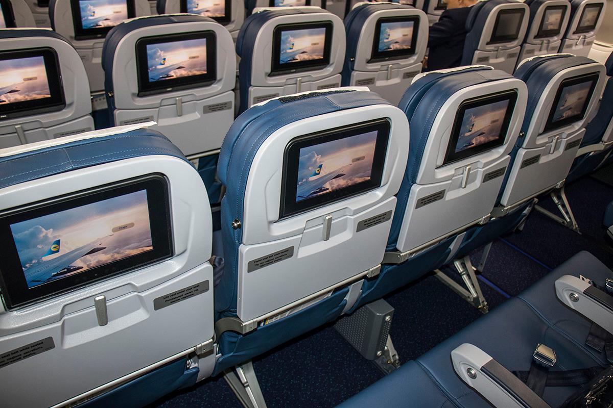 Этот самолет будет летать в Нью-Йорк, Пекин и Бангкок