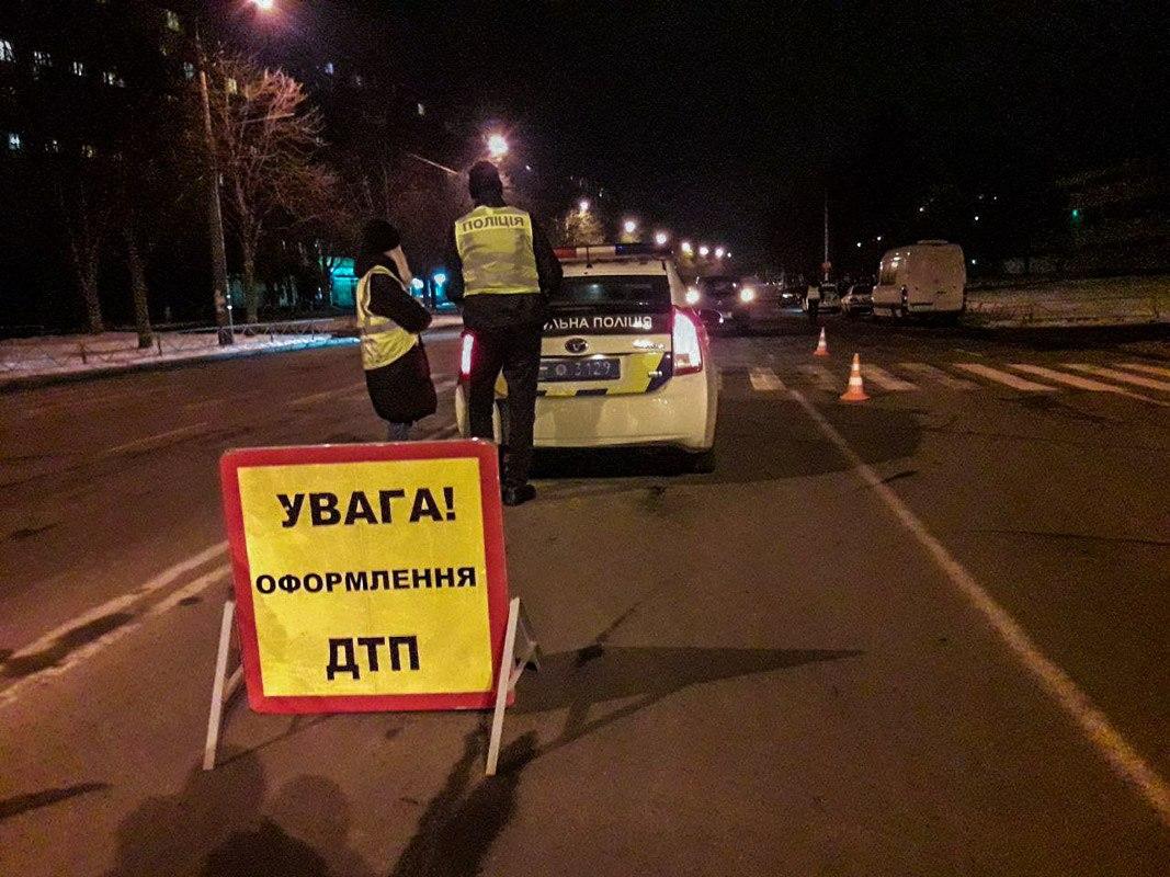 ДТП произошло на бульвара Ромена Роллана