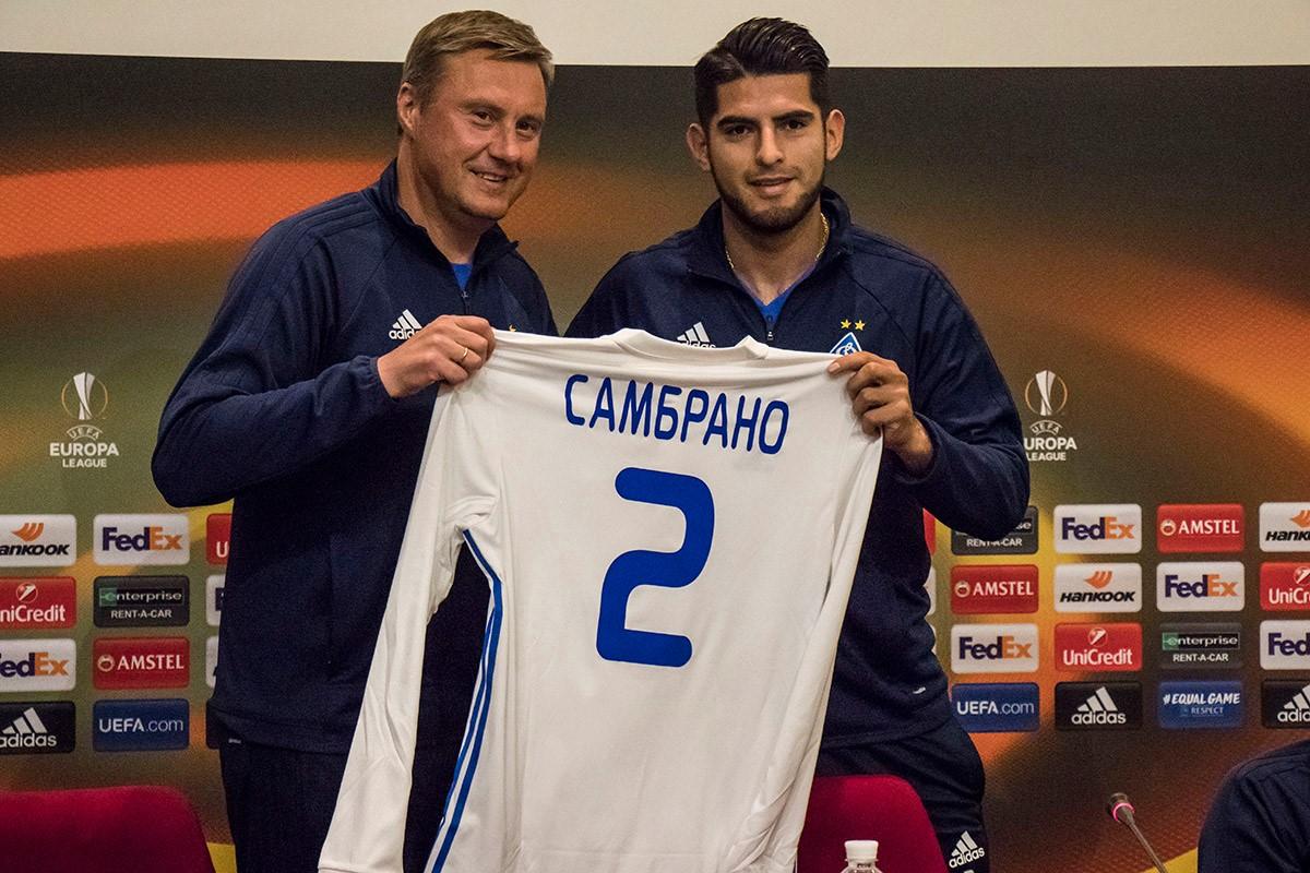 Перуанский 28-летний футболист в «Динамо» будет играть на позиции центрального защитника