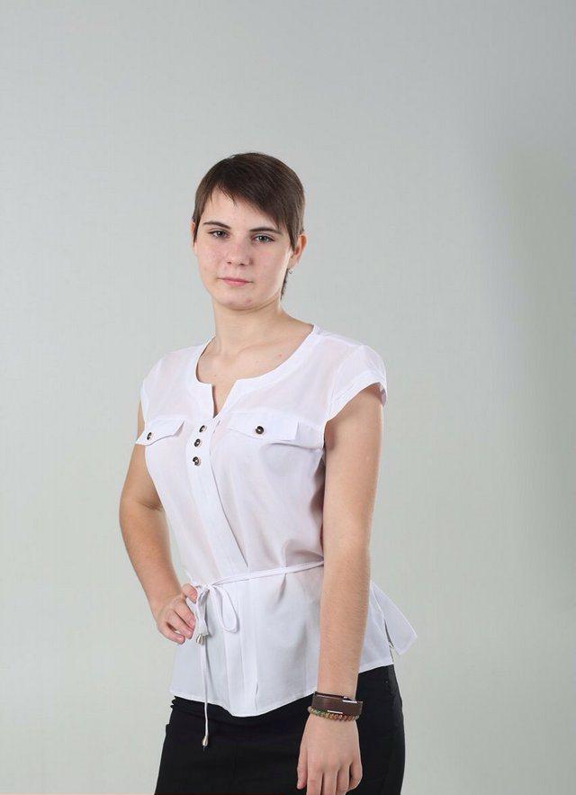 В Киеве пропала несовершеннолетняя Анастасия Москаленко