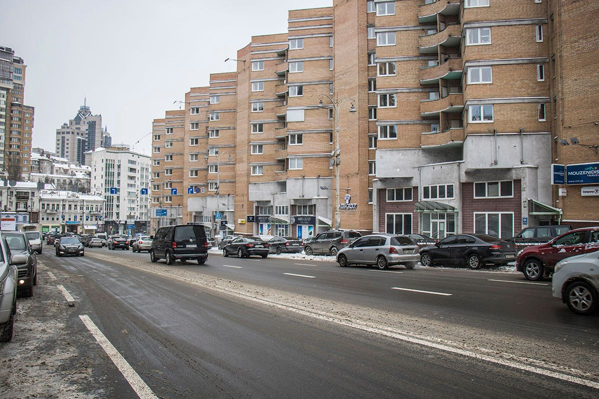 Улица Скоропадского