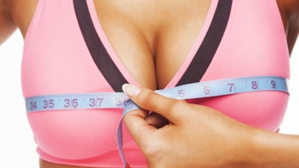 Увеличение груди остается самой востребованной пластической операцией