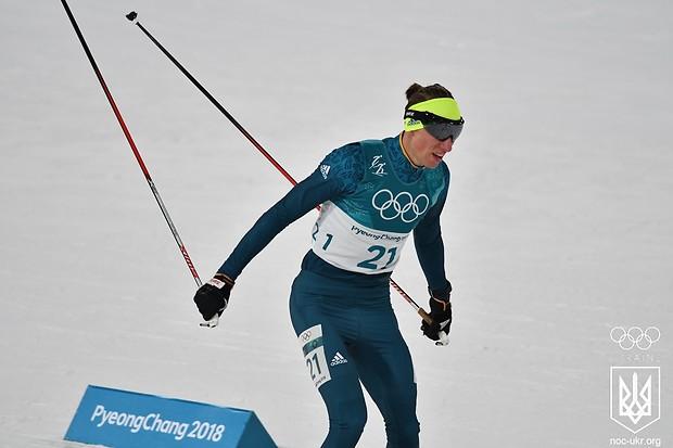 Виктор Пасечник занял 21-е место в двоеборье