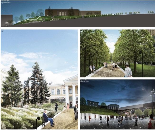 Проект Ирины Волынец и Марии Процик победил в конкурсе Мемориал Героев Небесной сотни