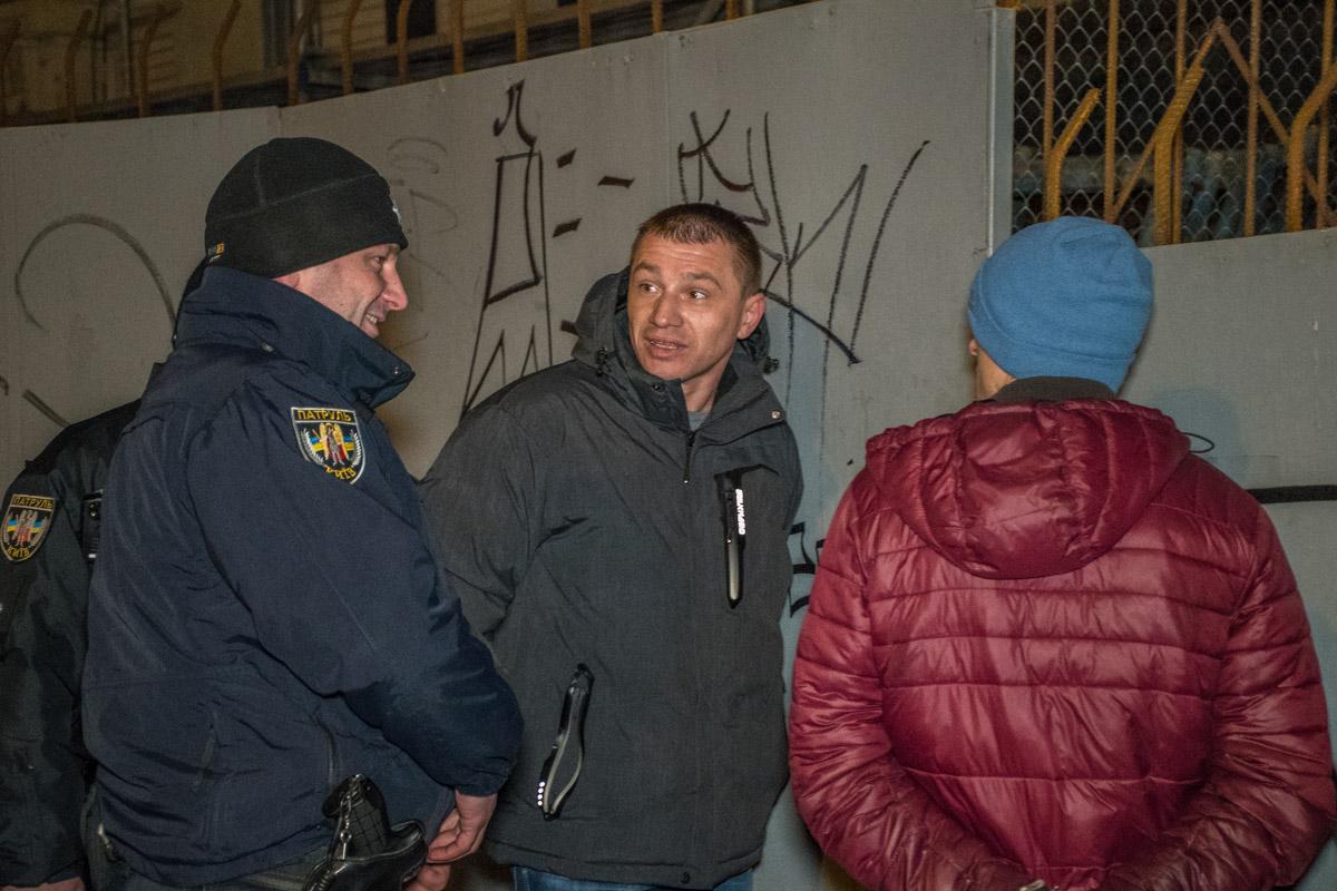 Все задержанные ранее уже имели проблемы с законом
