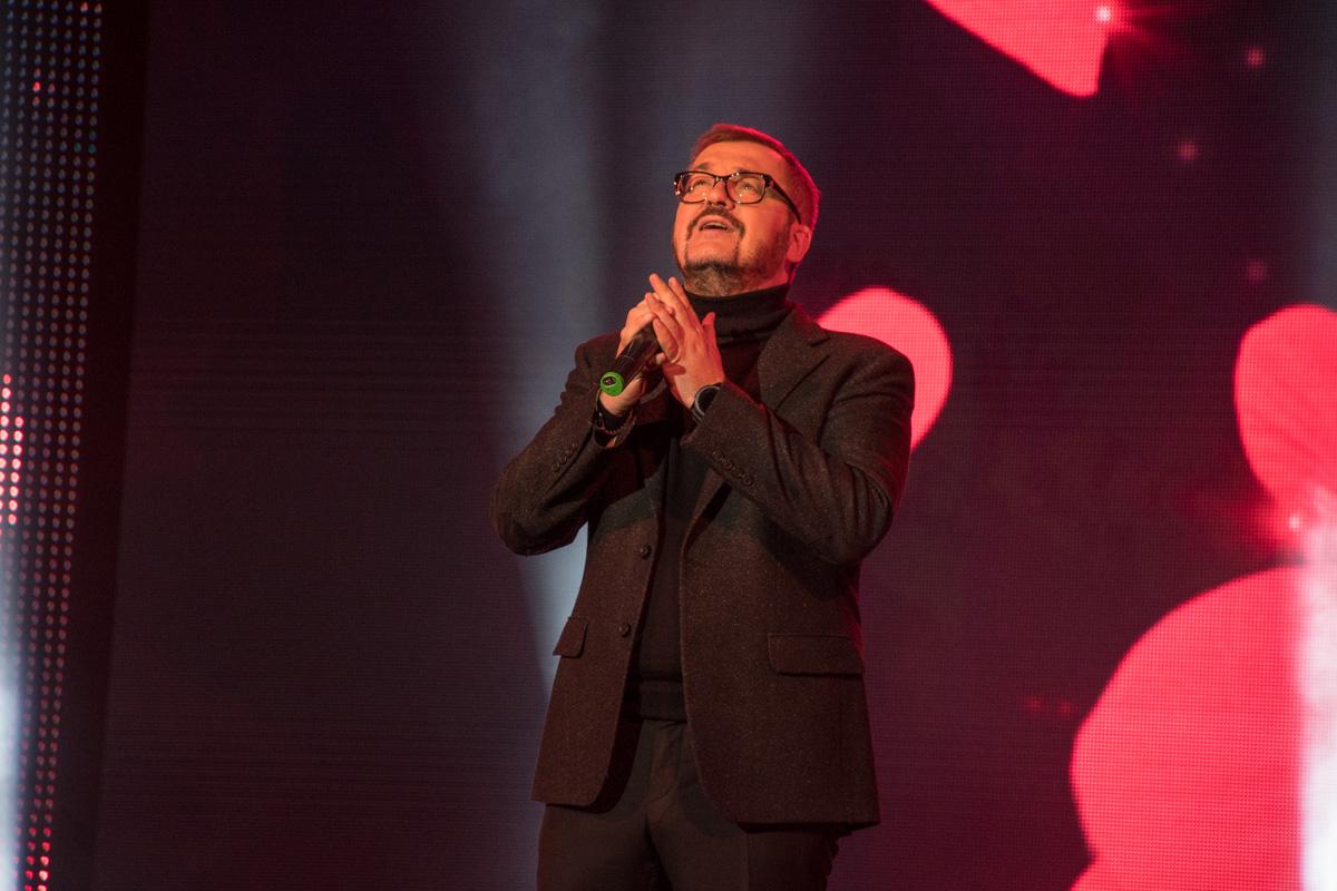 Выступление Александра Пономарева