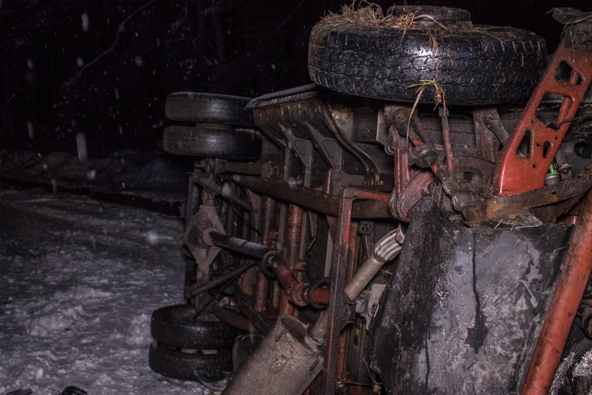 Смертельное ДТП на трассе Киев-Ирпень