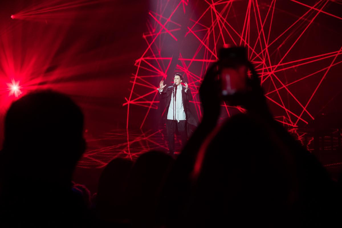 В прошлом году Костя занял третье место, получив рекордное количество зрительских голосов – больше 60 000