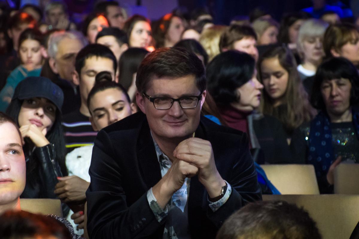 Не обошлось на Нацотборе на Евровидение без Игоря Кондратюка