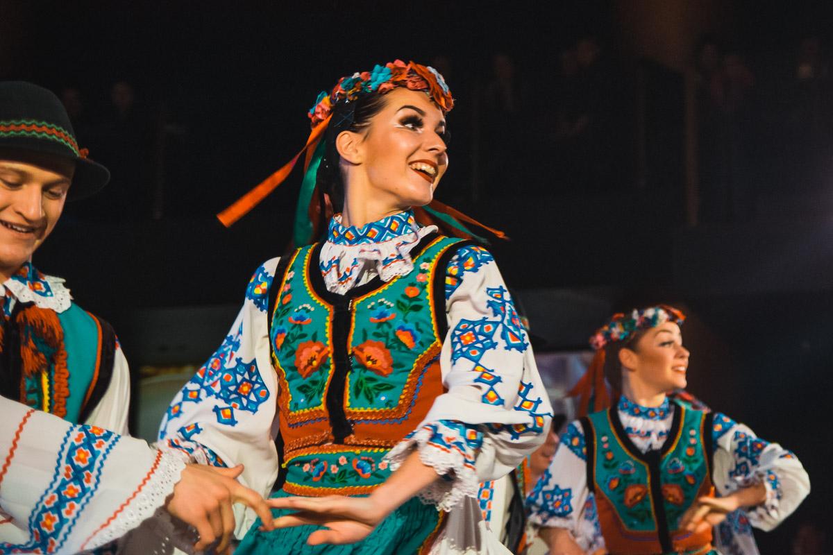 Павел Вирский объединил народный танец и классическую хореографию