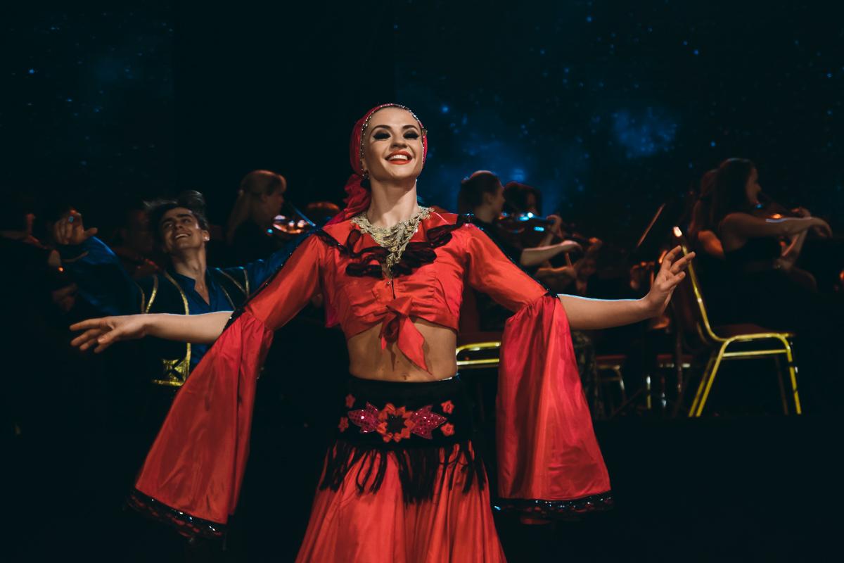 """Трудно представить концерт Вирского без """"Цыганочки"""""""