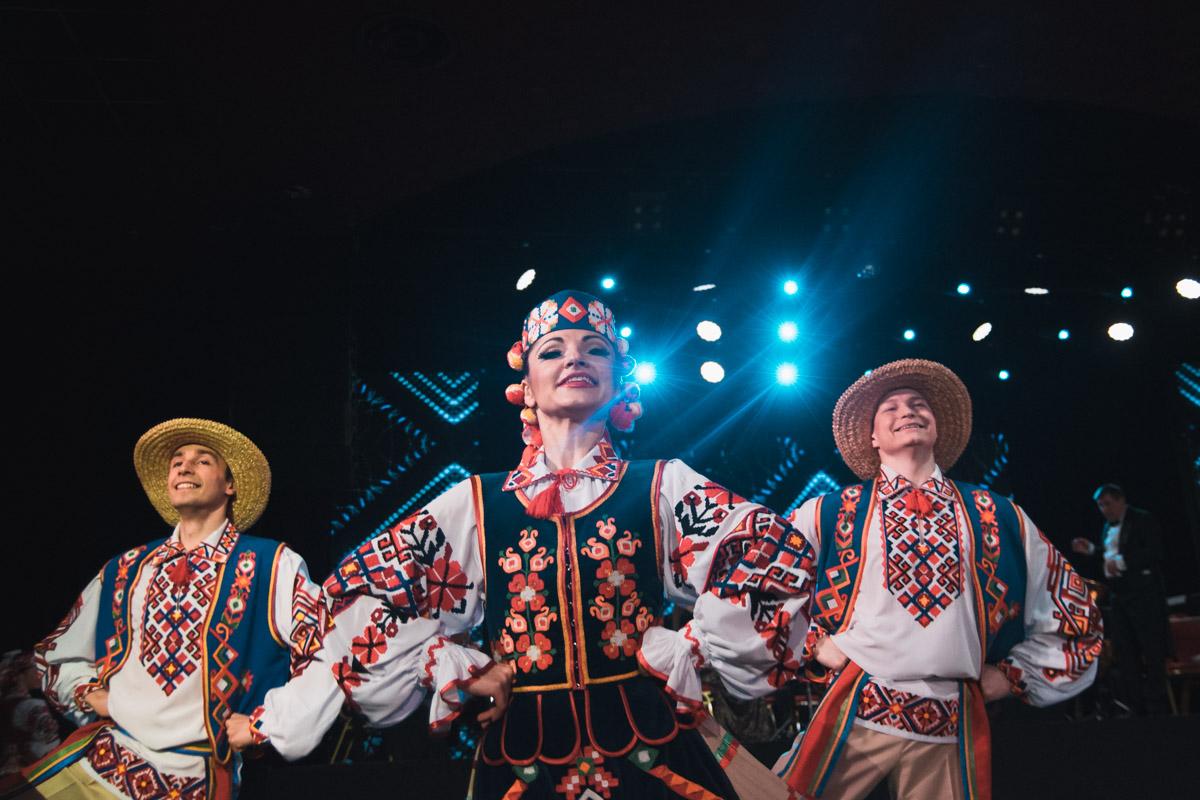 Украинский танец любят за пределами страны: в частности в Америке, Европе и Японии