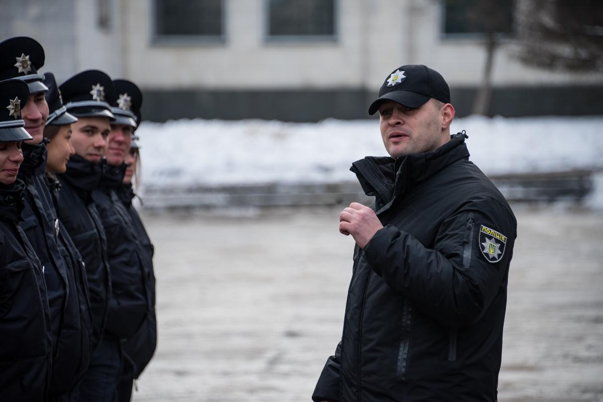 В полиции стало на 51 бойца больше