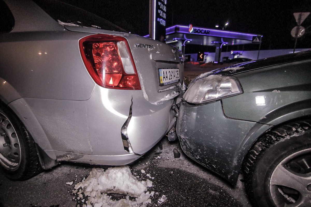 Внешних признаков алкогольного опьянения у водителей нет