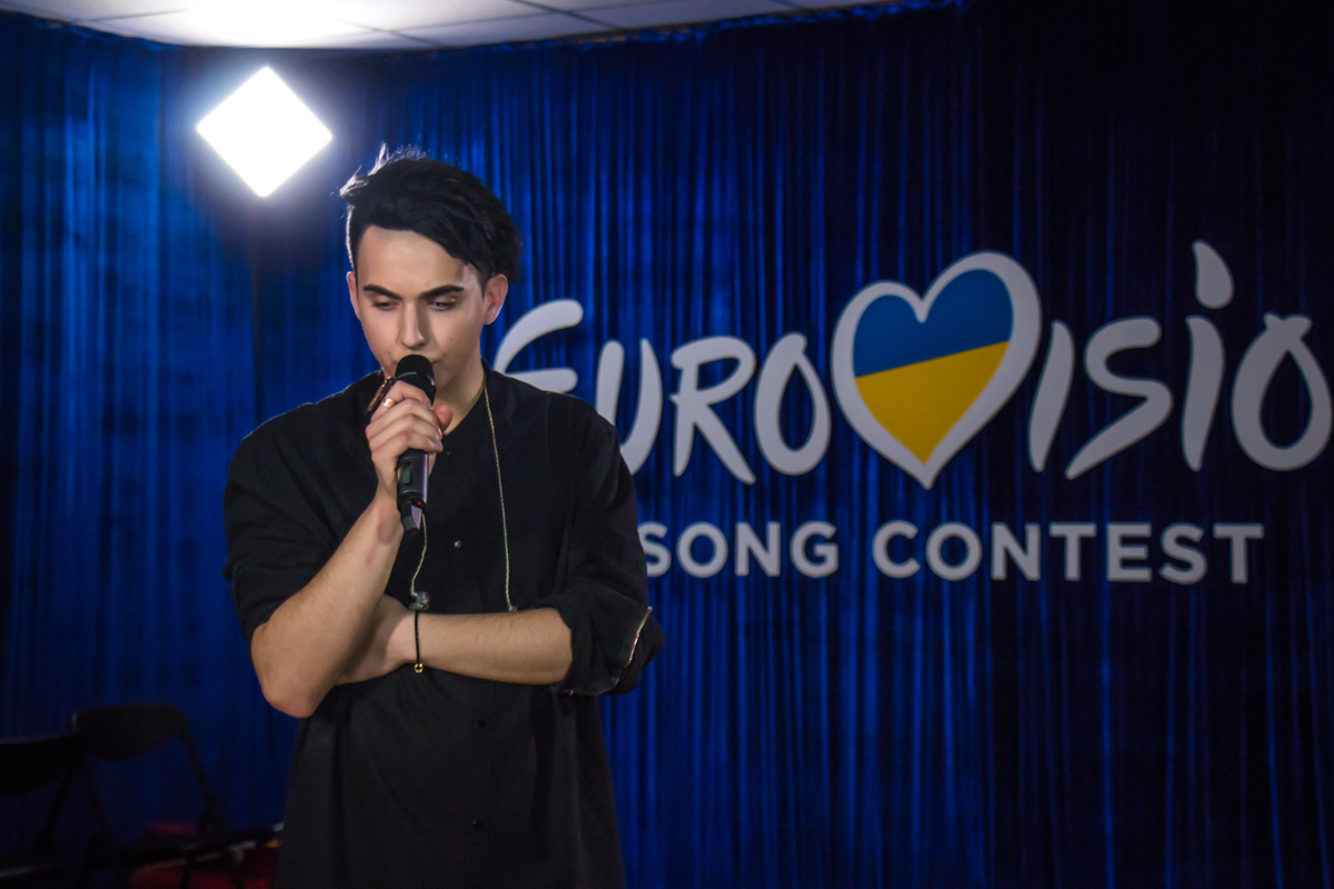 Артист будет представлять нашу страну на Евровидении в Португалии