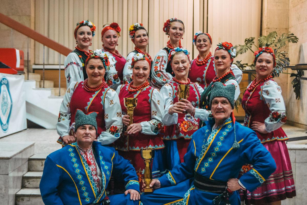 Среди участников концерта были и взрослые танцоры и вокалисты