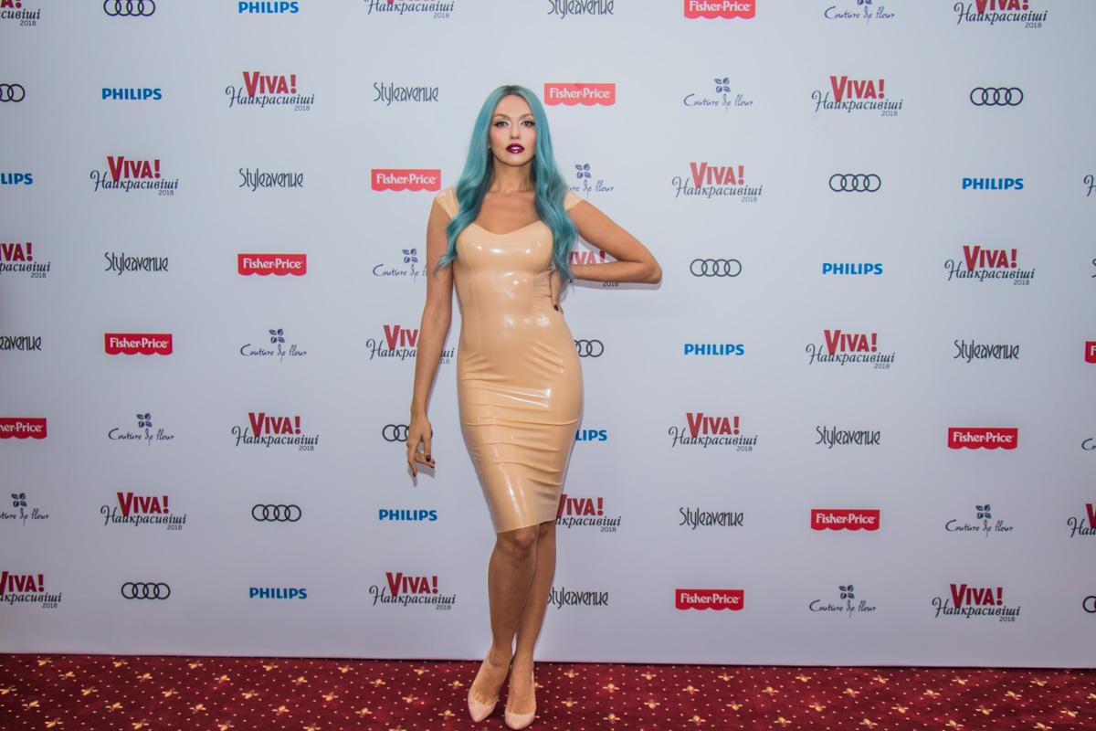 Самая красивая женщина Украины Ольга Полякова