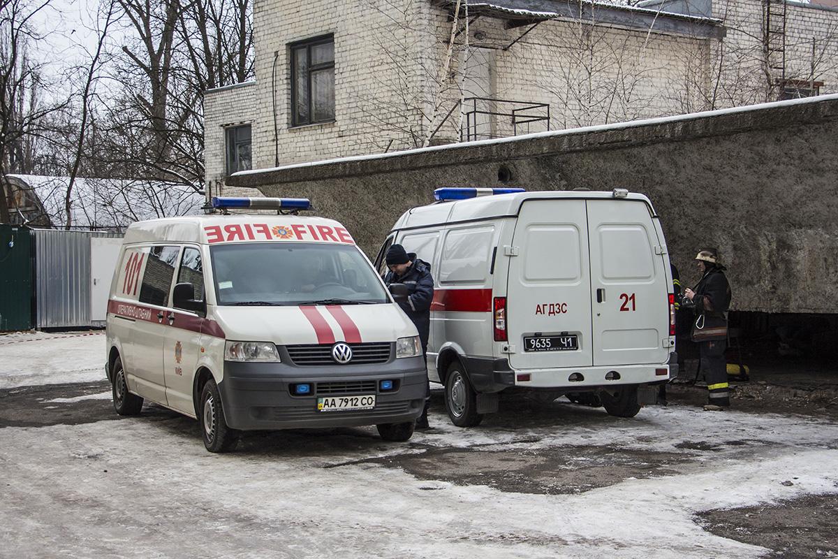На месте работали пожарники, бригады скорой помощи и СОГ