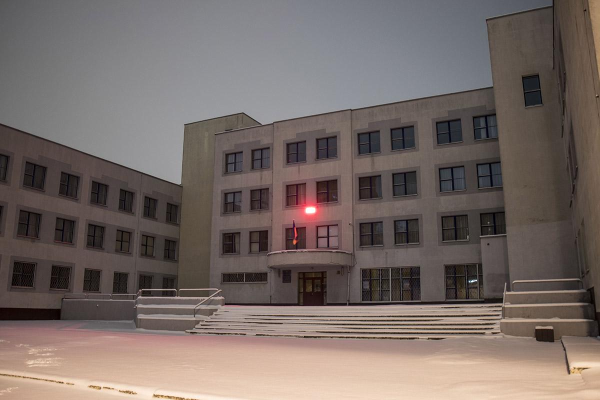Гимназия №318