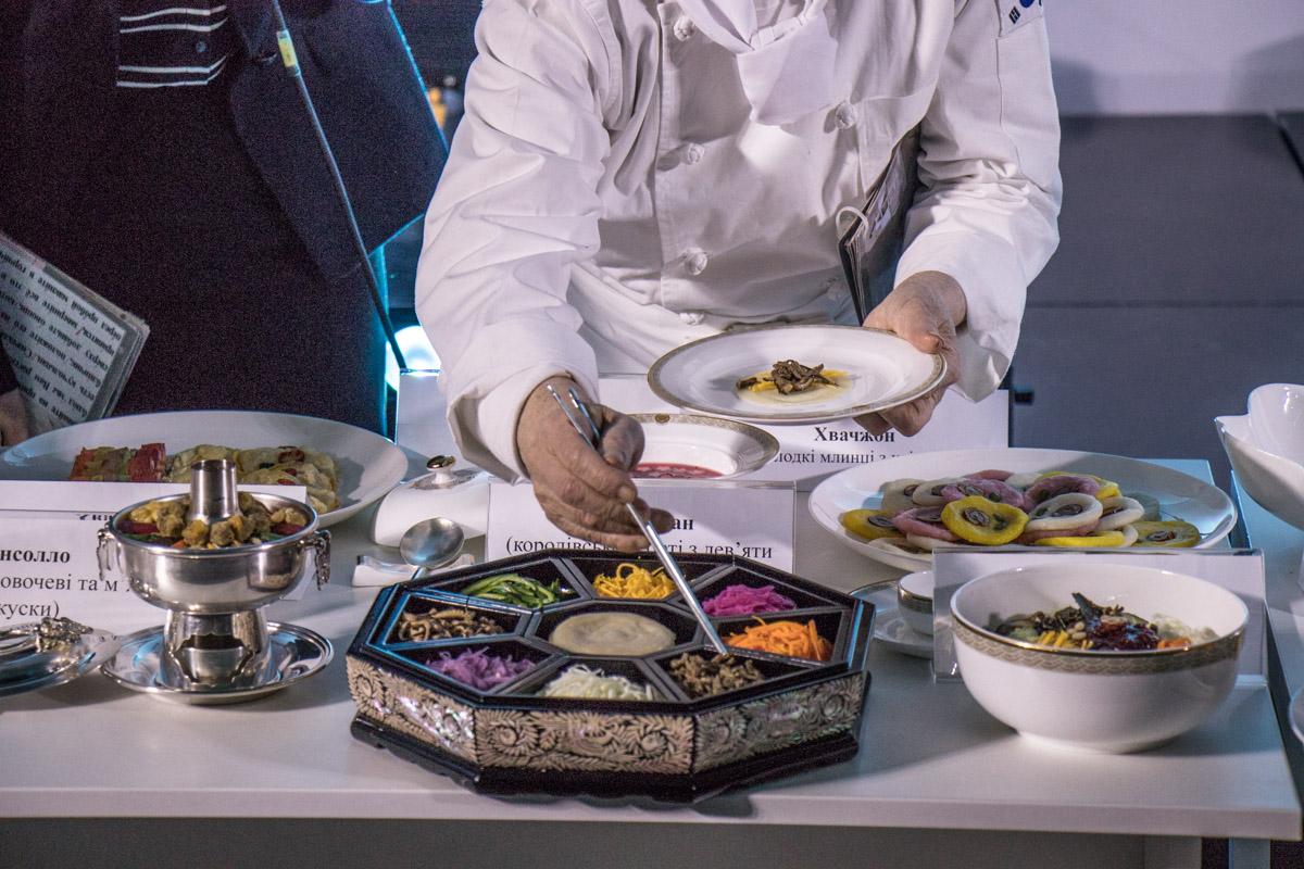 Зрители отметили, что все блюда достаточно острые на вкус