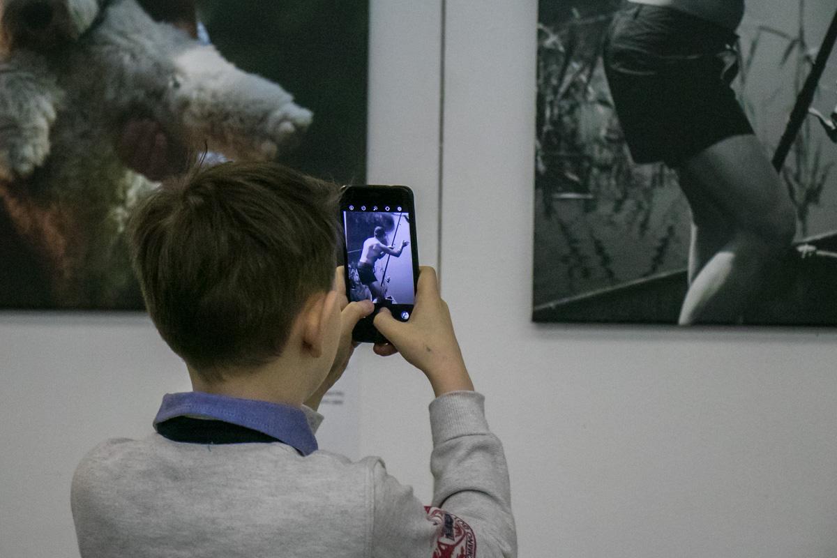Скриншот с выставки