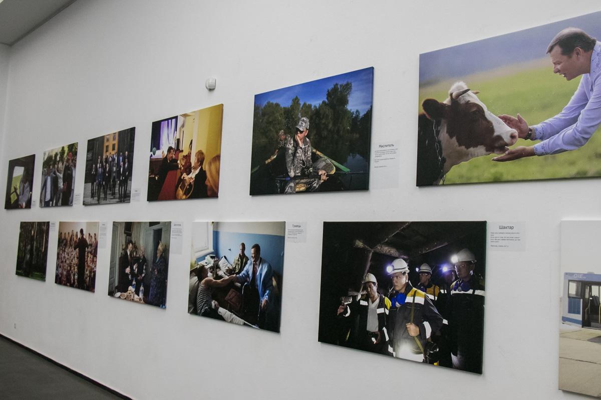 Автором всех фото стал украинского-азербайджанский фотограф Осман Каримов