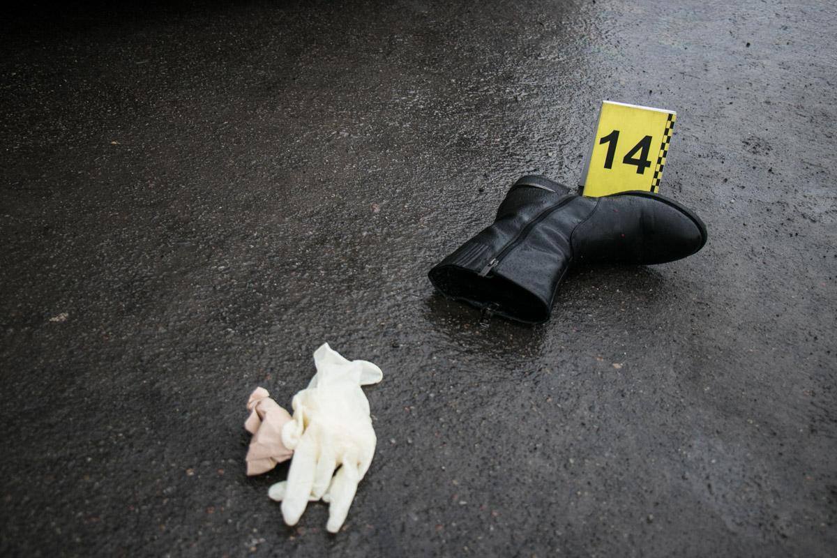 В результате аварии погибла женщина