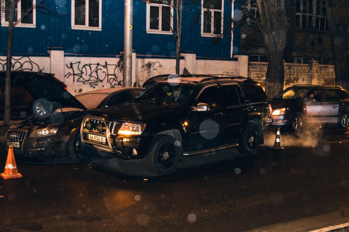 ДТП произошло на Амурской улице