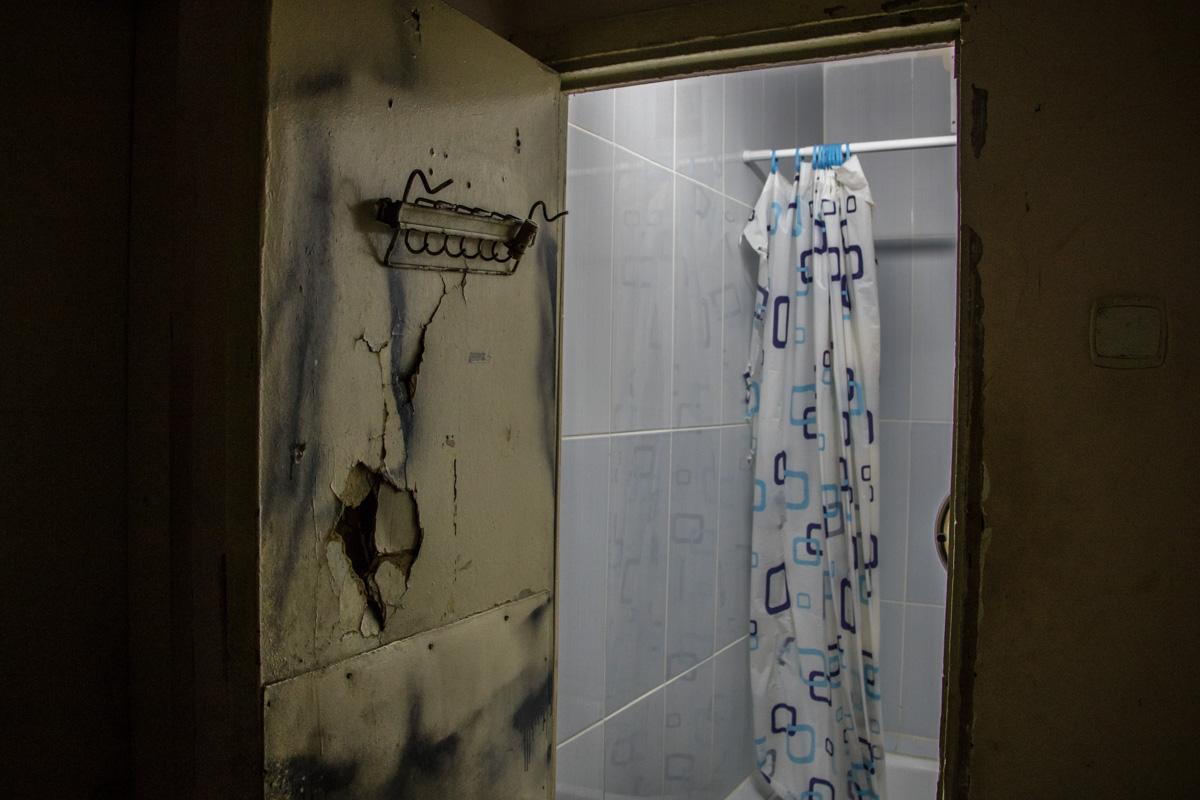 Пора в душ!
