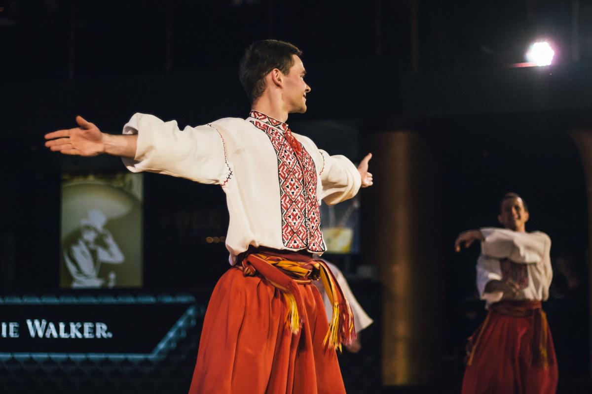 Раньше гопак был исключительно мужским танцем