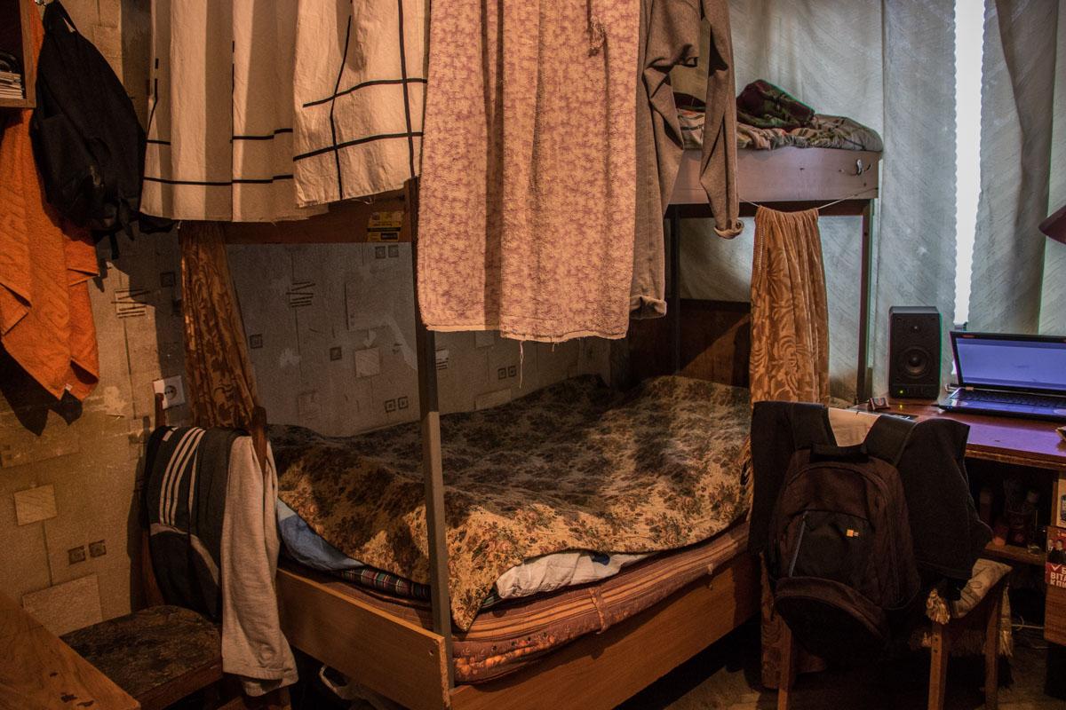 Не каждый выдержит прожить несколько лет в такой комнате