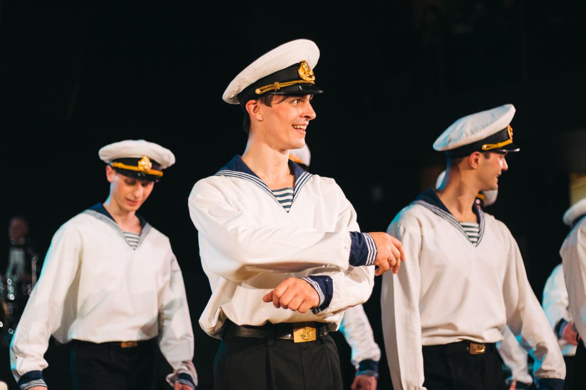 """""""Яблочко"""" исключительно мужской танец"""