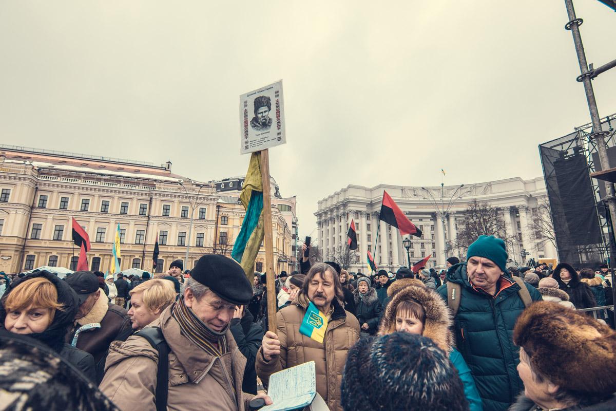 Марш собрал более пяти тысяч человек