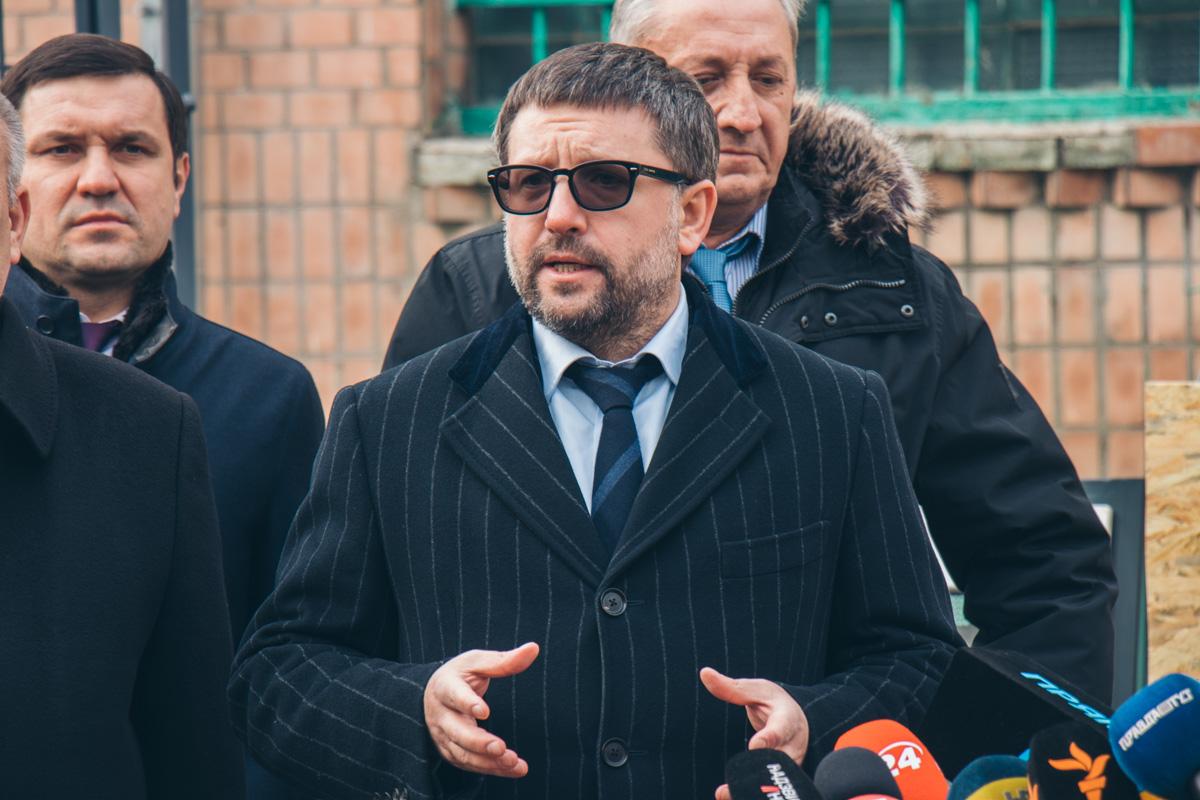Замминистра юстиции УкраиныДенис Чернышов