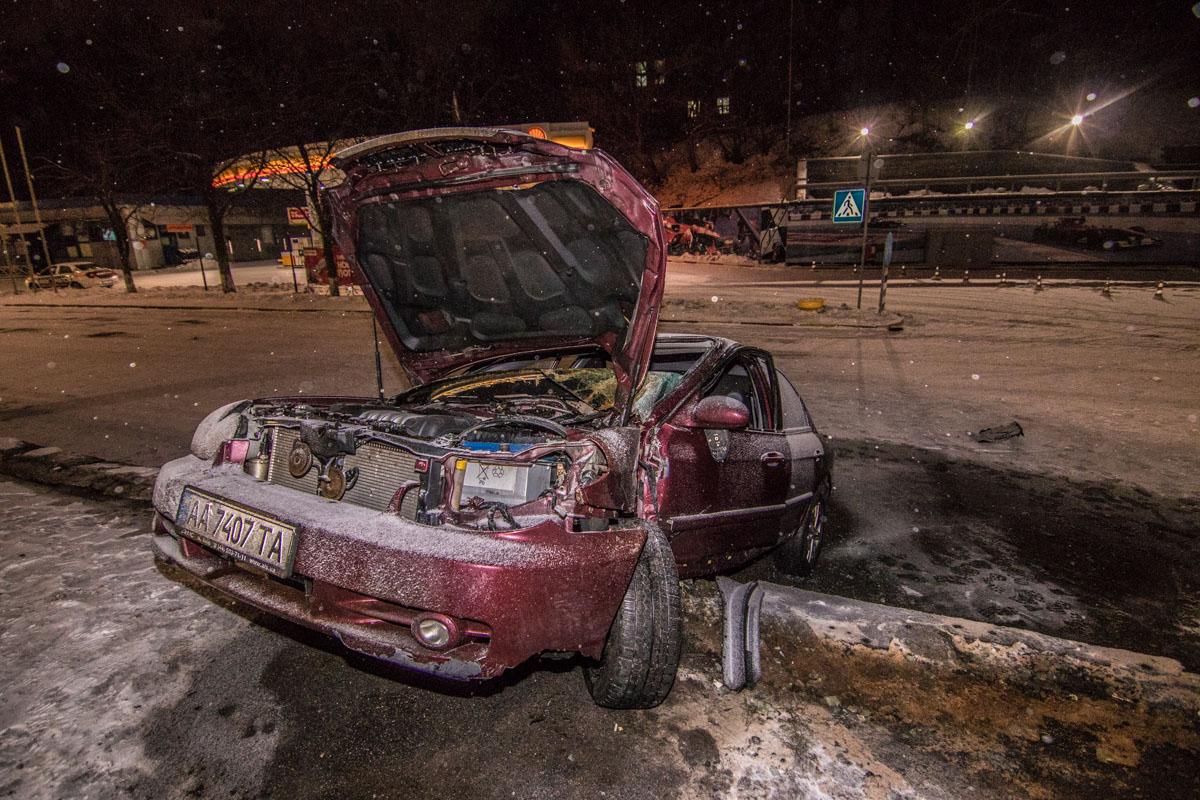ДТП произошло на улице Елены Телиги