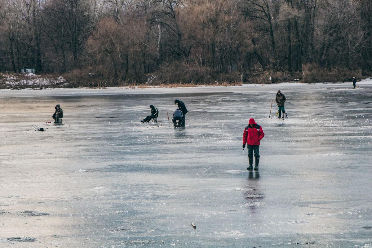 Ты ходишь по очень тонкому льду