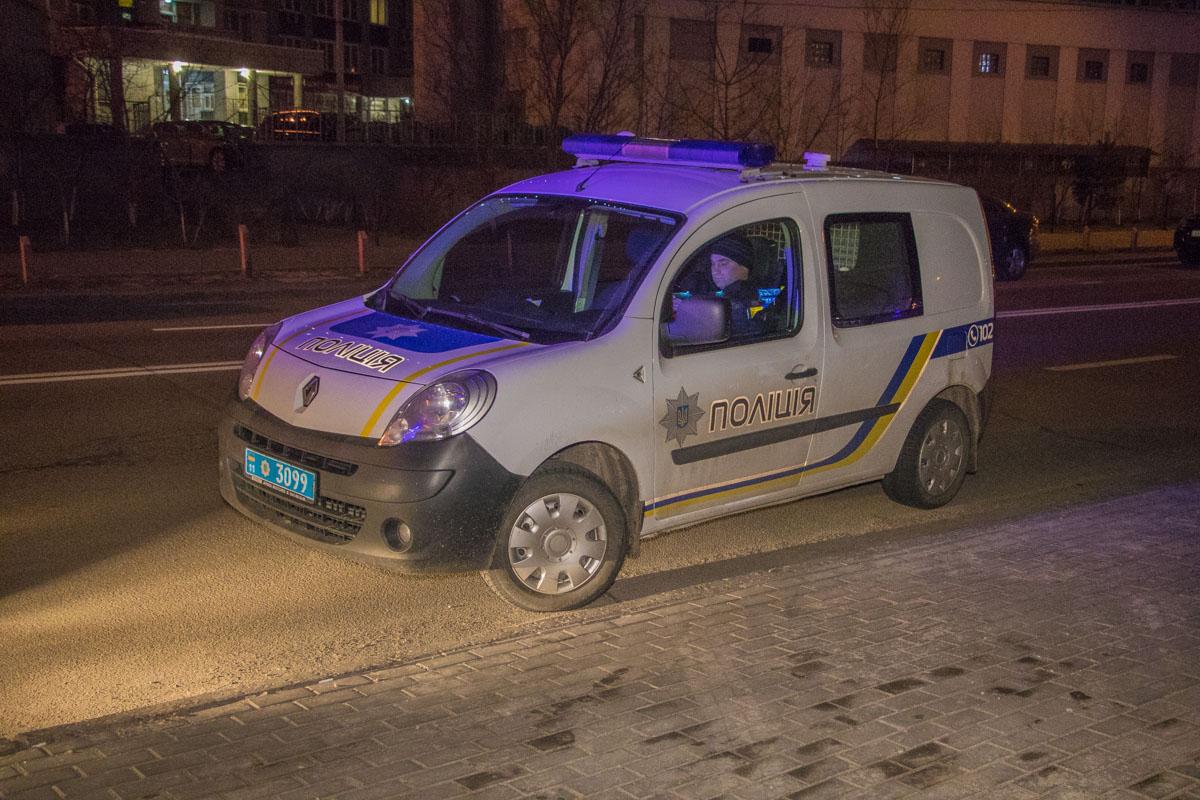 ВКиеве произошла стрельба: есть пострадавшие