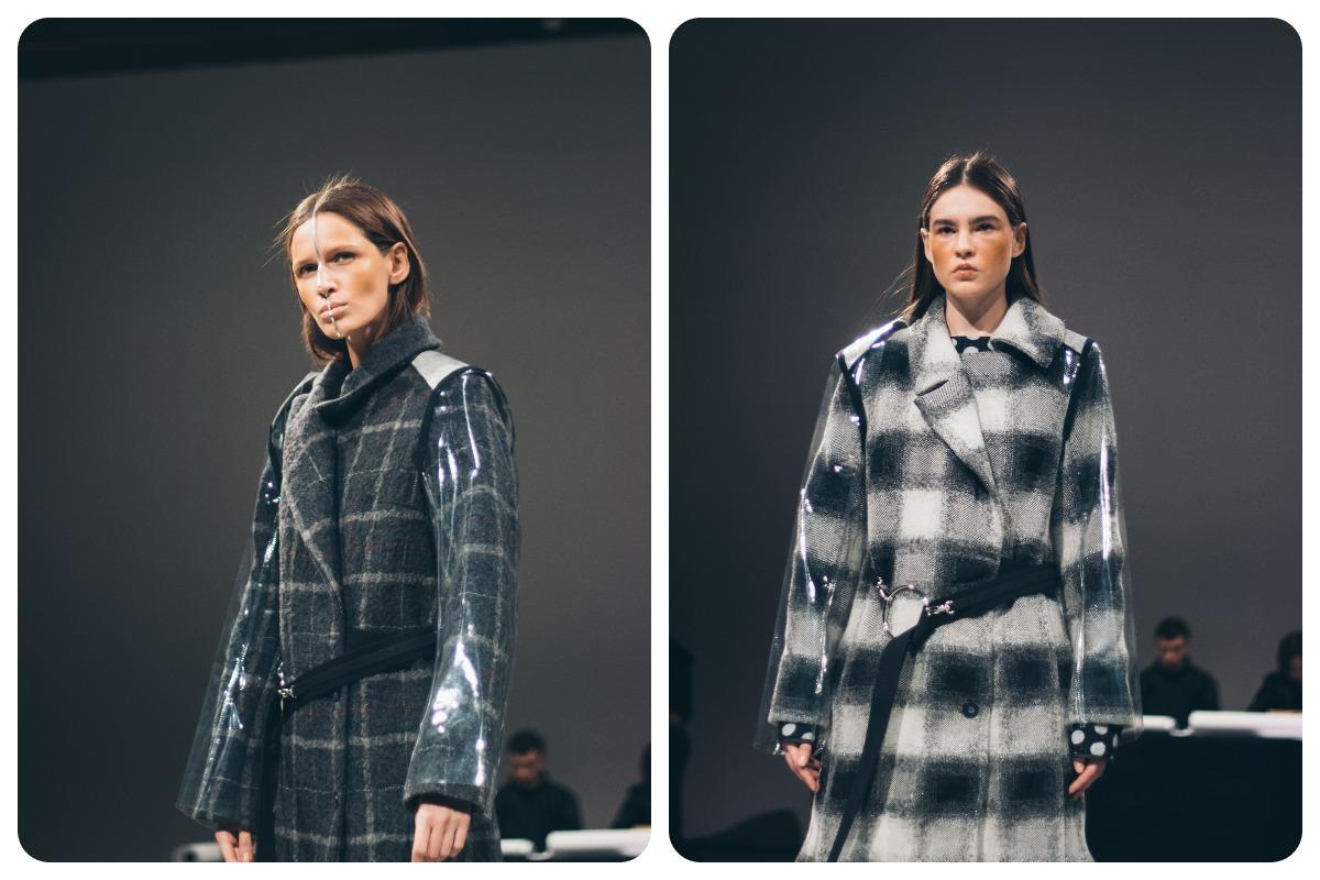 Традиционно в новой линии одежды бренда Przhonskayaключевая вещь - пальто