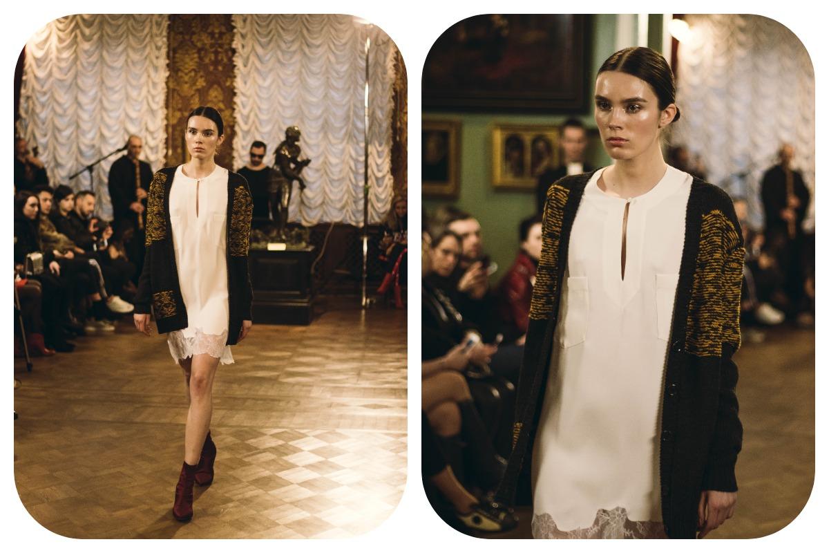 В тренде будут платья в бельевом стиле