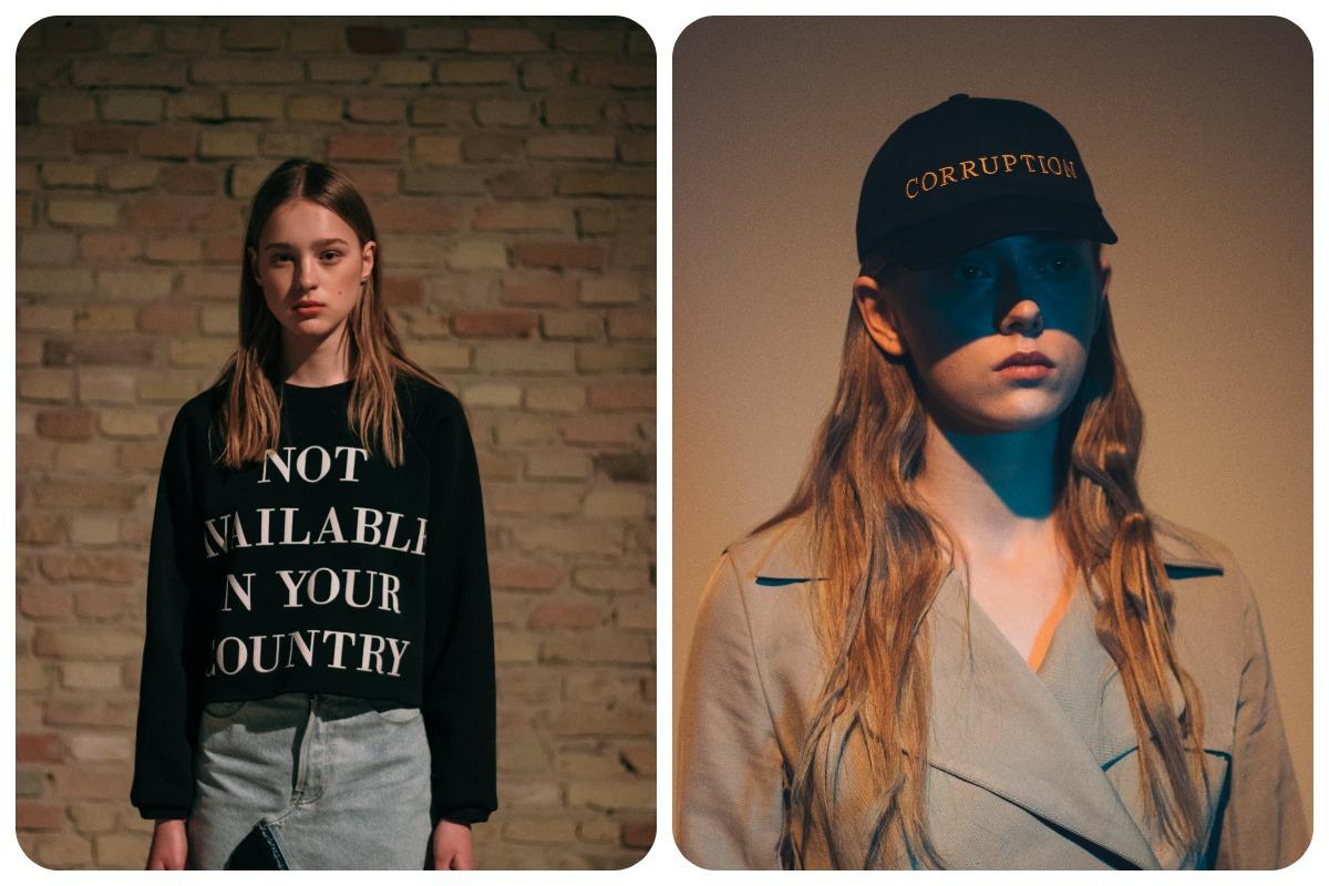 Коллекция бренда Ksenia Schnaider осень-зима 2018/19