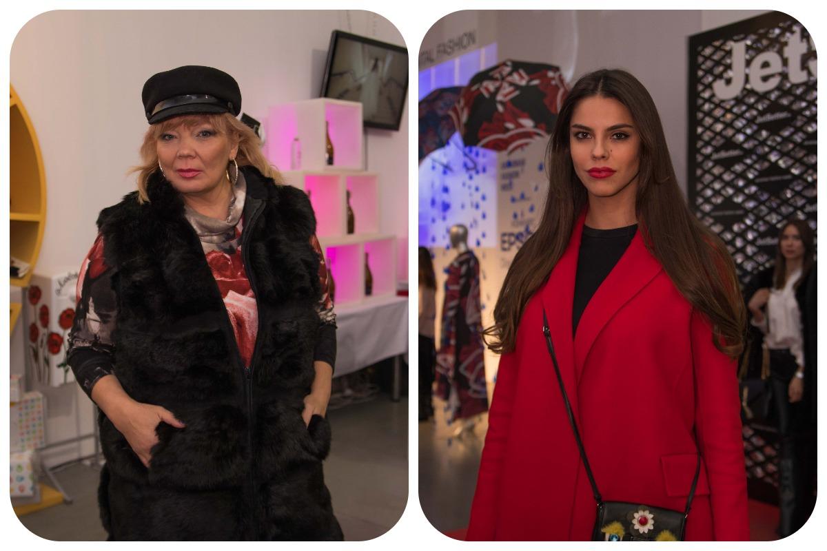 Гости Недели моды